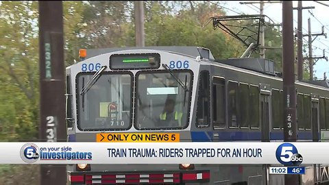 Riders report RTA train breakdowns and delays point to growing funding needs