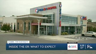 Inside the ER: What to expect