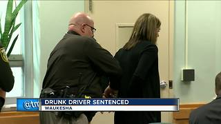 Drunk driver who left a man legless gets jail time, probation - Video
