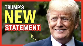 President Trump Releases Official Statement, Plans for Future, Reacts to Senate Trial | Facts Matter