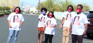 Las Vegas students rally for mental health