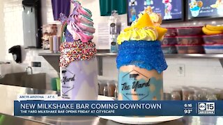 New milkshake bar coming to downtown Phoenix