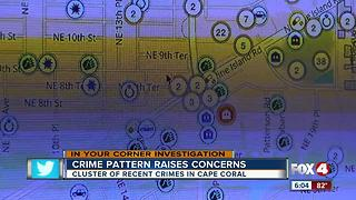 Crime Clusters: Is crime creeping up in your neighborhood? - Video