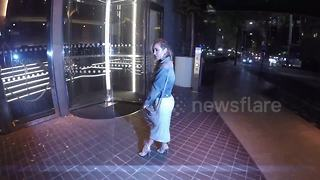 Katie Piper and Lauren Goodman at W7 End Of Summer Glow Out - Video