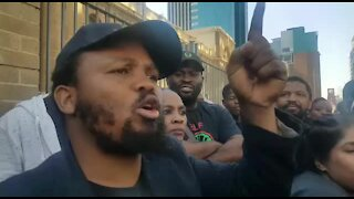 We don't trust white people or white judge, says BLF (5W5)