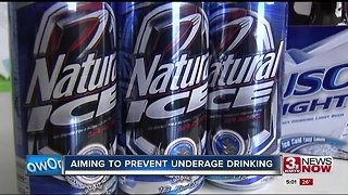 Project Extra Mile combating underage drinking