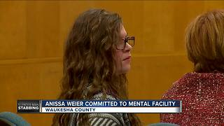 Slender Man Stabbing: Weier sentenced to 25 years in mental institution - Video