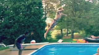 The Best Belly Flops Of The Year