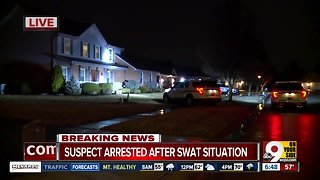 Police arrest suspect after Fairfield Township SWAT situation - Video
