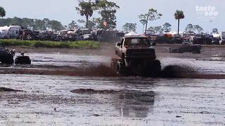 The Original Okeechobee Mud Fest - Video