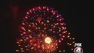 Downtown Fort Myers preps for NYE - Video
