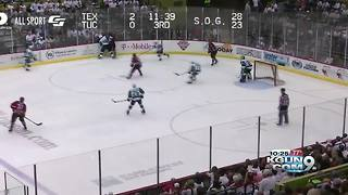 Stars defeat Roadrunners, 4-1, to even series 1-1 - Video