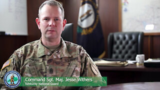 MESSAGE FROM THE KENTUCKY STATE CSM
