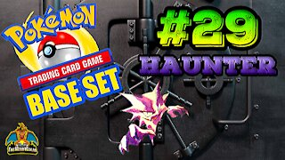 Pokemon Base Set #29 Haunter | Card Vault