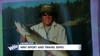 Western New York Sport and Travel Expo welcomes families in Hamburg--6pm - Video