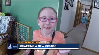 Kewaskum girl beats the odds of rare, debilitating condition - Video