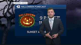 13 First Alert Las Vegas evening forecast | October 31, 2020