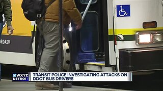 Transit police investigating attacks on DDOt bus drivers