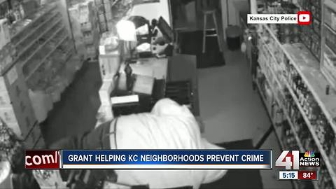 KCMO neighborhoods receive grant to purchase surveillance cameras