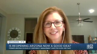 Is reopening Arizona now a good idea?