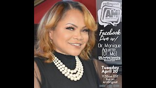 Dr. Monique Aguirre stops by the AM Wake-Up Call