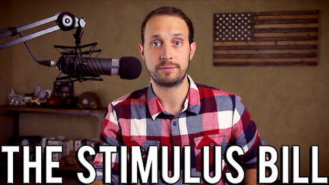 All I Want for Christmas Is Renewed Distrust of Government | The Stimulus Joke to End the Year
