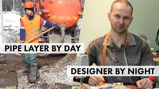 Tailor-made dream job: don't let life get in the way - Video