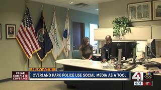 Social media changes how law enforcement works - Video