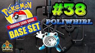 Pokemon Base Set #38 Poliwhirl | Card Vault