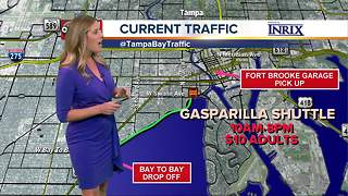 Tampa Bay's annual Gasparilla Celebration kicks off with Children's Parade on Saturday Jan. 20th - Video