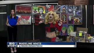 Wizard World Comic Con hits downtown Boise