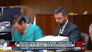 Jonathan Hearn, Robert Limon's family given chance to speak at sentencing - Video