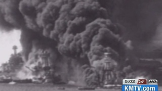 Local World War II veterans remember Pearl Harbor - Video
