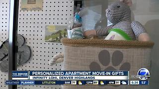 In Denver's competitive market, apartments up the ante with trendy move-in gifts - Video