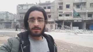 Besieged Aleppo Activist Posts Final Message Before Evacuating the City - Video