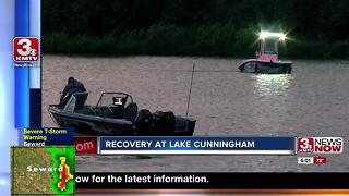 Lake Cunningham recovery continues - Video