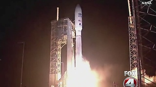 NASA Goes R launches - Video