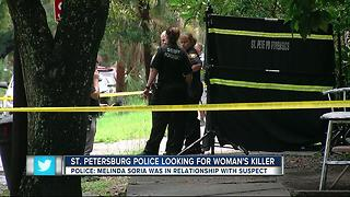 Police search for shooter who killed St. Pete woman; SWAT situation ends, search continues - Video