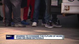 Judge to consider future of Iraq nationals - Video
