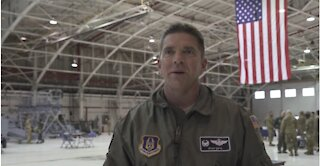 914th Airmen return home from deployment