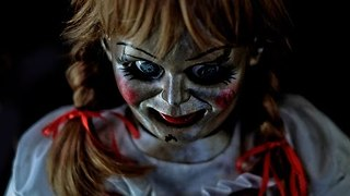 You Can Now Own a Creepy Annabelle Replica Doll - Video