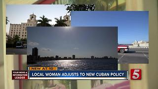 Tour Guide To Adjust Under New Cuban Policy - Video