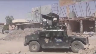 Iraqi Forces Push Further Into Mosul Old City - Video
