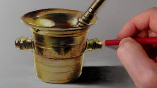 Learn how to create incredibly realistic drawings - Video