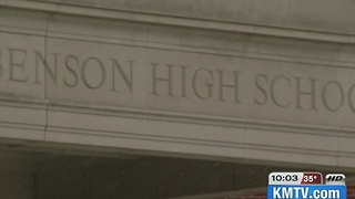 TB reported at Benson High School - Video