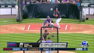 Xfinity Sports Xtra-The Comeback of Chad Bettis - Video