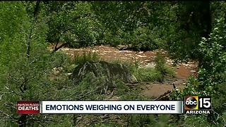 Payson flash flood kills 9, 1 still missing - Video