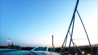 GoPro footage takes you on Canada's fastest roller coaster  - Video