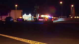 Deadly shooting at apartment complex near Tropicana, Pecos - Video