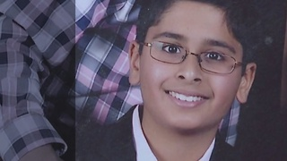 Family of murdered teen donates donations - Video